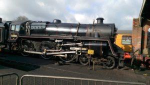 BR Class 5 Camelot