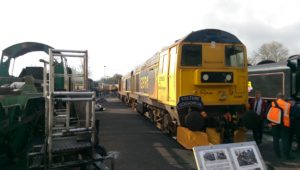 Two Class 20 Numbers 20905 and 20901